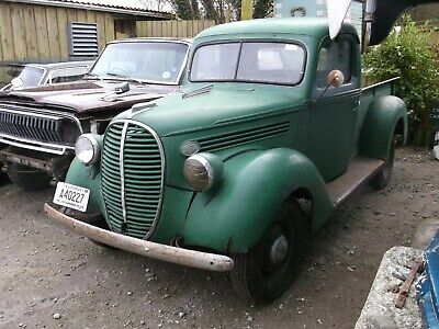 1939 Ford stepside truck, american ford pickup,barrellnose truck,hotrod project