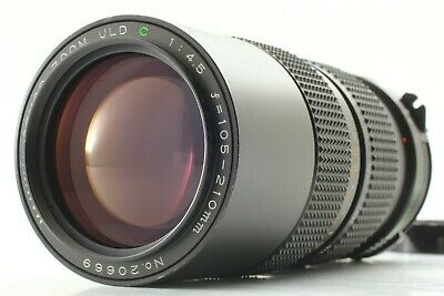 [ Optical MINT ] Mamiya Sekor C 105-210mm f/4.5 Zoom ULD Lens from JAPAN #556