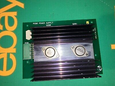 Power supply PCB2 - Perkin Elmer ISS-100