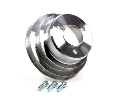 MARCH PERFORMANCE 5-3//4 in OD Serpentine Crank Pulley Long SBC P//N 6311
