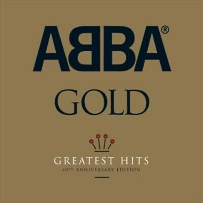 ABBA, Gold Greatest Hits 40th Anniversary Edition, CD
