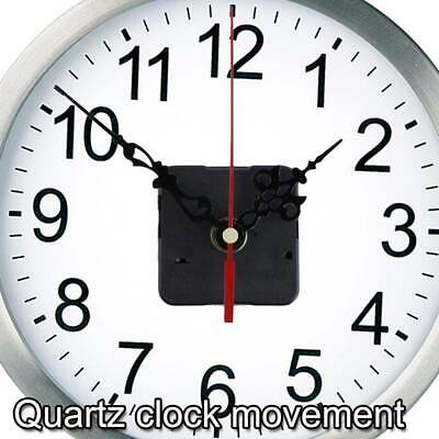 DIY Wall Clock Movement Mechanism Battery Operated Repair Parts Replacement Part