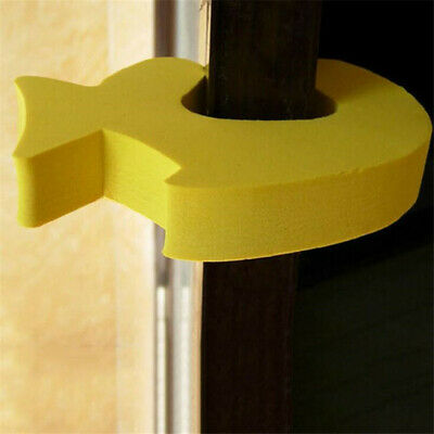 Door Stopper Baby Finger Protector Jammers Lock Pinch Guard Kid Safety 6N