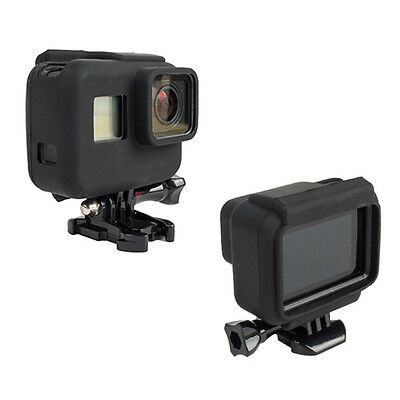 Side Frame Soft Silicone Protective Housing Case Cover Hot-sell For Gopro Hero 5
