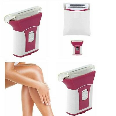 New Women Electric Shaver Ladies Razor Wet Dry Trimmer Hair Remover Removal Leg