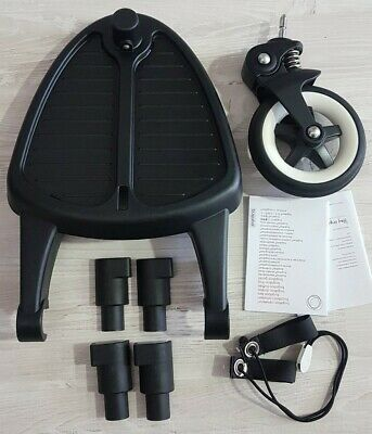Bugaboo wheeled board / stroller / Buggy board with cord and cameleon adapters