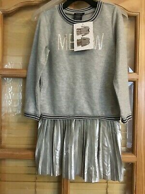 Brand New With Tags Girls Zunie Dress/Top Age 6 Years