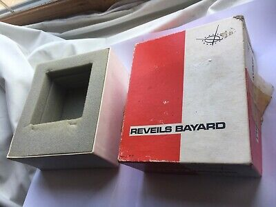 Bayard Carriage Clock - Duverdrey & Bloquel Original Manufacturers Box