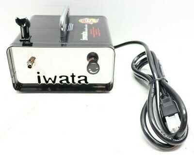 NEW Iwata Is35m Studio Series Ninja Jet Air Compressor