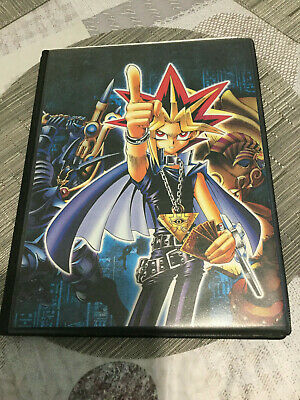 yu-gi-oh trading cards 2002 to 2005 including binder ultra/super- and rares