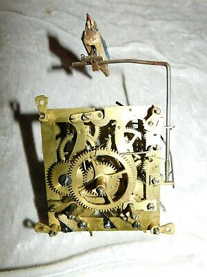 Cuckoo Clock Movement For Spares And Repairs