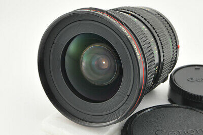 *Excellent+++* Canon New FD NFD 20-35mm f/3.5 L Lens from Japan #4124