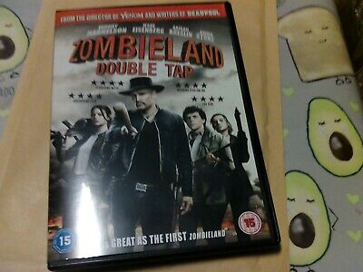 ZOMBIELAND 2 Double Tap    2020 DVD R2