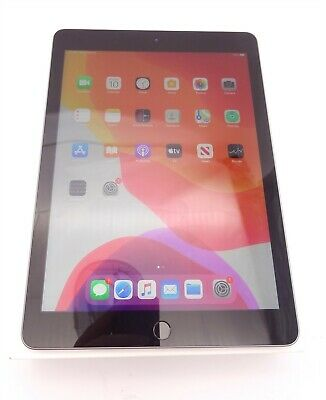 Apple iPad (6th Generation) - 32GB - Wi-Fi, 9.7in - Space Gray, 3D575LL/A, A1893