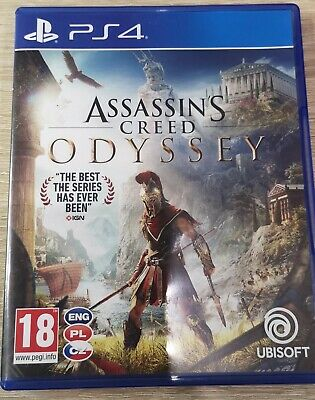 Sony Playstation 4 PS4 Assassin´s Creed Odyssey