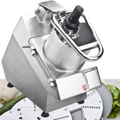 Vegetable Cutter 400kg/H for Commercial Catering Use