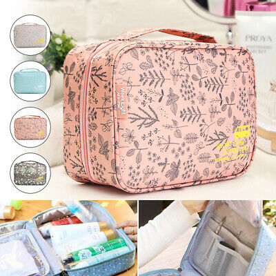 Packing Cubes Travel Pouches Luggage Organiser Clothes Suitcase Storage Bag