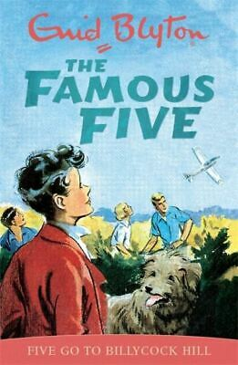 The Famous Five: Five go to Billycock Hill by Enid Blyton (Paperback)