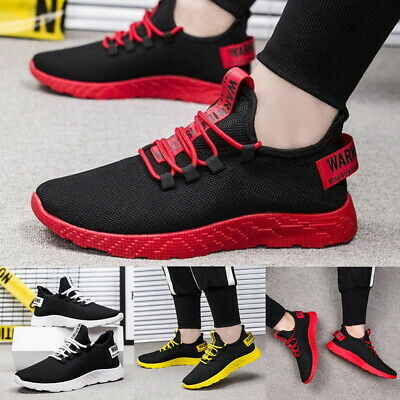 2020 Mens Casual Breathable Sneakers Running Sports Athletic Shoes Classic