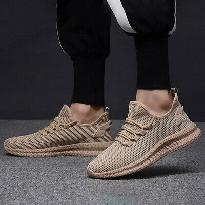 Mens Casual Breathable Sneakers Running Sports Athletic Shoes US10 Classic New