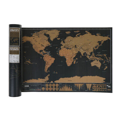 Erase black world map off world map personalized travel for map BL EW