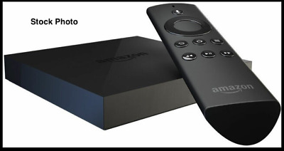 Amazon Fire TV (1st Generation CL1130) HD Media Streamer w/ voice remote, power