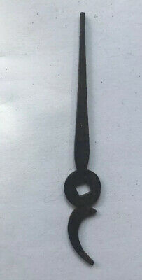 Antique Long case clock Original Single Hand  For Strike/Silent Or Musical Clock