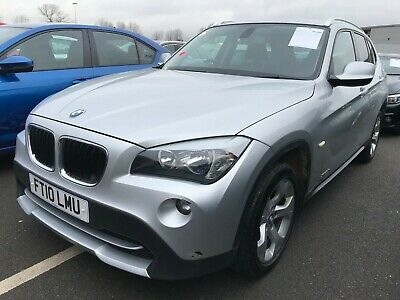 2010 Bmw X1 2.0 Xdrive 20D Se - 1F/Owner, Nav, Heatd&Leathr, Bluetooth, Stunning