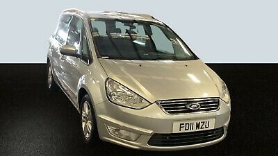 2011 Ford Galaxy 2.0 Tdci Zetec - 1F/Owner, 7 Seats, Alloys, P/Sensrs, Nice