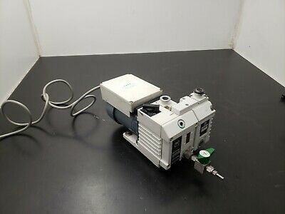 Leybold Trivac D16B Vacuum Pump with AF1.6 Tested to 14 Microns Free Shipping