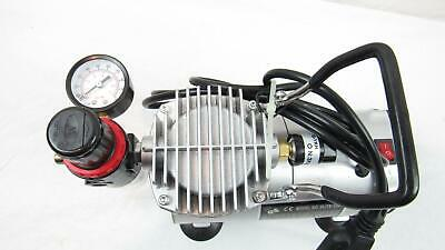 Point Zero Elite-125X Air Brush Compressor Free Shipping
