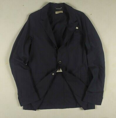 Oliver Spencer Mens Cotton Blazer Jacket Size 38