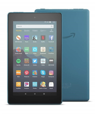 Amazon All-New Fire 7(2019) 16GB - Twilight Blue