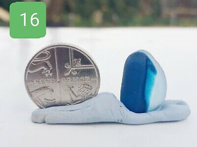 Blue Multi Seaham Sea Glass