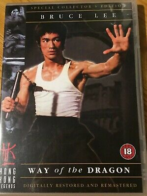 The Way Of The Dragon (DVD, 2003)