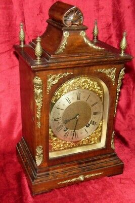Top Quality Lenzkirch Ting Tang German Bracket Clock