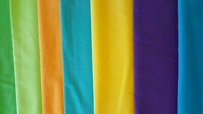 Cot Pillow Case x 2   - assorted bright trendy colours- Brand New
