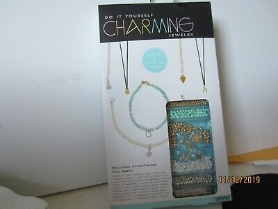 New Charming Jewelry - enough materials to design 6 premium pieces!