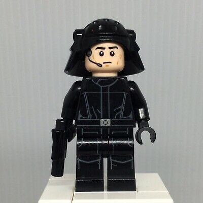 LEGO Star Wars sw0583 Imperial Navy Trooper Minifigure with Gun