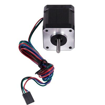 Nema 17 Stepper Motor 1.8 Degrees Step Angle 2A 24V 4-lead 17HS19-2004S1 Mo B9Q6