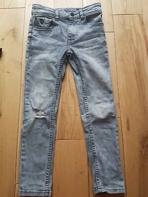 Boys Skinny Jeans From Next Age 7