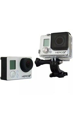 GoPro HERO3+ CHDHX-302 Black Surf Edition Action Camcorder With Accessories