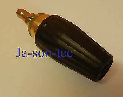 Dirt Blaster for Holzinger Pressure Washer with Plug Coupling Made in Germany