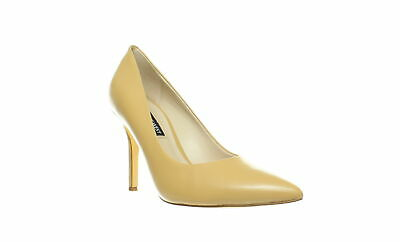 Nine West Womens Flax Light Natural Pumps Size 9 (688772)