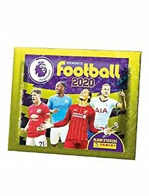 Panini's Football 2020 –  Premier League Sticker Collection Packs X25 packs