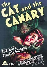 The Cat and the Canary [DVD] [1939] - DVD  5KVG The Cheap Fast Free Post