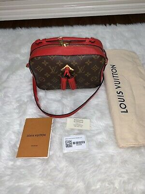 Authentic louis-vuitton saintonge