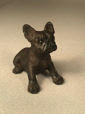 North Light (England) French Bulldog Puppy Figurine Sitting With Cutest Face