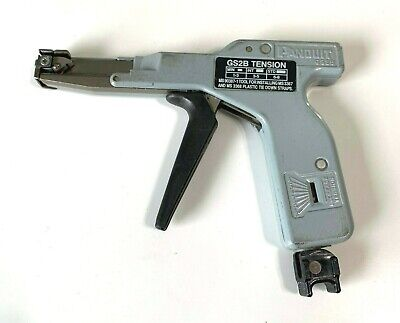 Panduit GS2B Cable Tie Tool  Controlled Tension And Cut-Off GS 2B