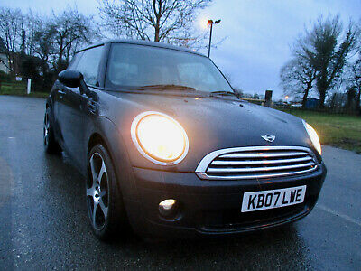 2007 BMW Mini Cooper 1.6 16V Petrol 6 speed long MOT 2021